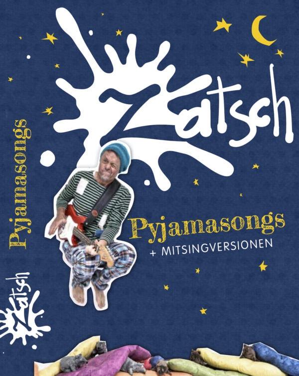 Zatsch Pyjamasongs Cover